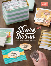 Place Stampin' Up! Order